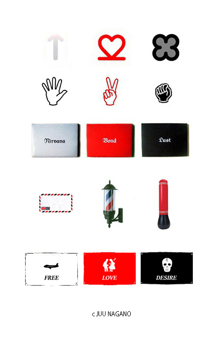IDEAGRAM:記号リテラシーの覚図